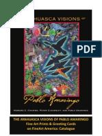 Pablo Amaringo - Ayahuasca Visions