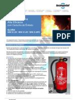Extintor Espuma SKK 6LW-9LW-6APS