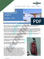 Extintor Pó P12M