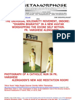 Fr Varghese Alengaden-universal Solidarity Movement