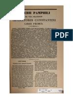0265-0339, Eusebius Caesariensis, De Vita Imperatoris Constantini, MLT