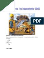 El Agua en La Ingenieria Civil-quimicaaa