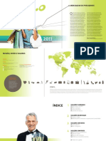 Bematech Relatório Anual 2011