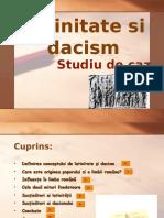latinitate Si Dacism - Studiu de Caz