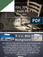 Finance-Final Exam 1