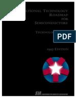 RoadMap to Semiconductor Tech 1997