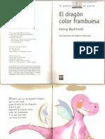 El Dragon Color Frambuesa - Geor Bydlinski