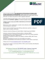 Apresentação STA e ISO Healthy