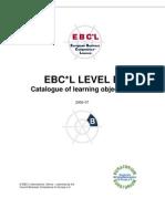 1 4 Learning Target Catalogue B V3