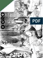 O Grosso - Flávio Rangel - Revista Viaje Bem