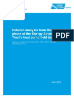 5045 Heat Pump Field Trials