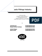 Plastic Fittings Industry