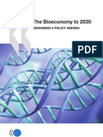 OCDE - The Bioeconomy to 2030 - Designing a Policy Agenda