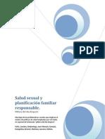 Salud sexual y planificación familiar responsable