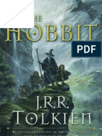 THE HOBBIT (Graphic Novel), by  J.R.R. Tolkien