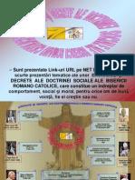 Enciclice si Decrete ale Doctrinei Sociale ale Bisericii Romano Catolice (v1 2012)