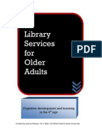Library Services to Older Adults