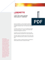 Luminette Data Sheet