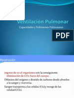Ventilación Pulmonar