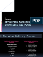 Developing Marketing Strategies and Plans Ch 2