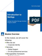 Module 01_Introduction to NetApp