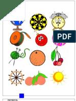 Asociere Obiecte_forme Geometrice