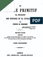 Le Peuple primitif 3