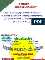 Las Tics en Educacion