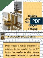 01 Filosofia - Música