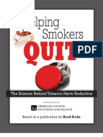 Helping Smokers Quit