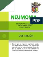 Neumonia Dr Maya