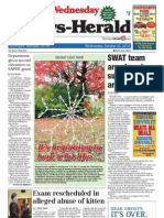 News-Herald Front Page 10-24