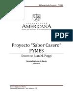 Proyecto de Pymes - Sabor Casero2