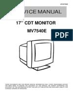 MV7540 E