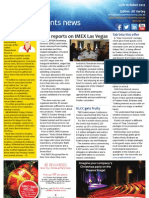Business Events News for Wed 24 Oct 2012 - DMS\' IMEX experience, Novotel Sydney Parramatta, Tourism Portfolio and much more
