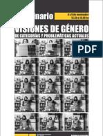 SEMINARIO VISIONES DE GÉNERO