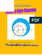 Extenics in Higher Dimensions, by Florentin Smarandache