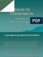Linea de Transmision Conceptos Basicos