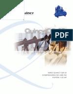 Compresor Quincy Qr25-007-Es 0810