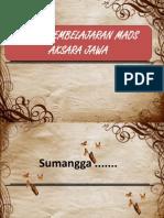 Media Aksara Jawa