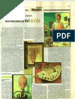 Prensa. El Periódico Artes Visuales Julio 2007