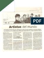 Prensa. La Tribuna de Albacete. España