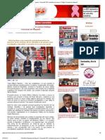 22-10-12 Periódico Express de Nayarit - Presentó RSC iniciativa de nuevo Código Procesal en Nayarit
