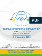 Folder-WEC2008 - Português