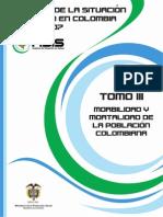 ASIS-Tomo III--Morbilidad y mortalidad de la población colombiana