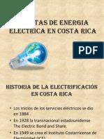 Plantas de Energia Electrica en Costa Rica Listo