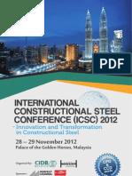 Ics12 Conference Brochure