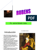 RUBENS. Ps. Jaime Botello Valle.