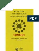 XIX Anuario de Investigación de la Comunicación Coneicc