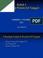Lecture 5 Teknologi PST